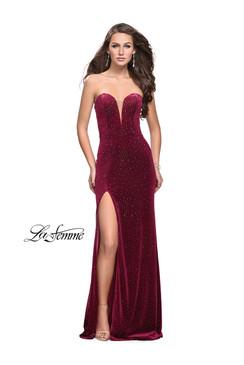 La Femme 25443 prom dress