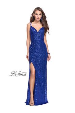 La Femme Prom Dress 25492.
