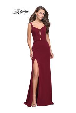 La Femme Prom Dress 25509.