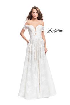 La Femme Prom Dress 26254.