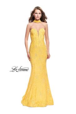 La Femme Prom Dress 26261.