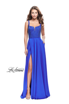La Femme Prom Dress 26275.