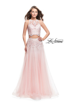 La Femme Prom Dress 26309.