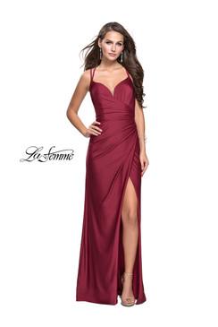 La Femme Prom Dress 26317.