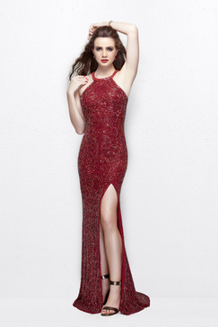 Couture Prom Dress