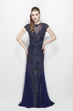 Primavera 3012 Sequin Dress