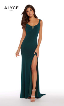 Alyce Paris Prom Dress 60011.