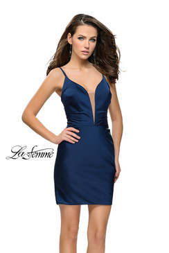 La Femme 26722 Short Dress