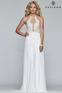 Faviana S10203 prom dress