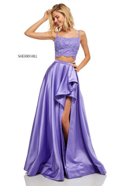 Sherri Hill 52623 Two Piece Dress