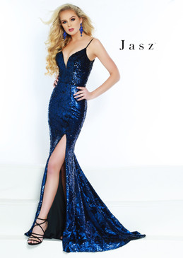 Jasz Couture 6448 Dress
