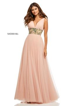 Sherri Hill 52670 Tulle Dress