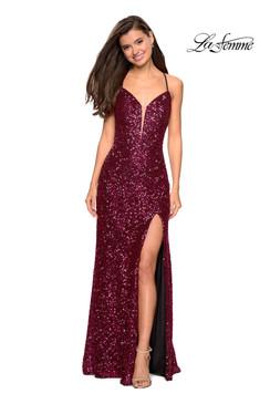 La Femme 26937 prom dress