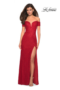 La Femme 26998 Long Prom Dress