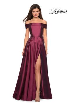 La Femme 27005 Long Prom Dress
