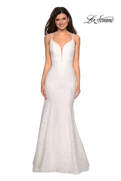 La Femme 27560 Dress