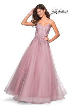 La Femme 27569 Dress