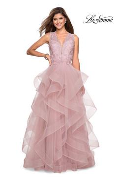 La Femme 27570 Dress