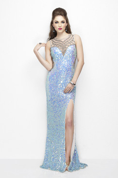 Primavera 1121 sequin dress at Onlineformals.com