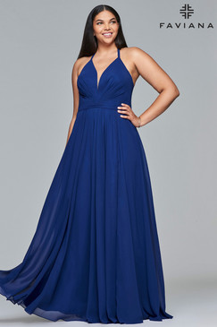 Faviana 9397 Plus Size Dress