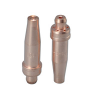 2pcs 3-101 Size #3 Acetylene Cutting Tip Fit For Victor Oxyfuel Torch