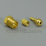 Miller Water Quick Fitting Hose Connector Fit Plasma Cutter & TIG Welding Torch