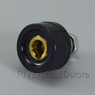 PS1625 Panel Socket Connector Cable Joint CK10-25 100-200A TIG & Cutting Torch