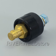 Quick Fitting Assembly Cable Socket-Panel Plug EDKJ35-50 315Amp Welding Machine
