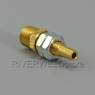 TIG Torch Fitting M161.5 Gas Nipple Φ 8mm Welding Fitting Connector