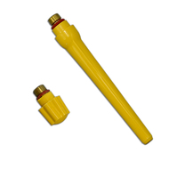 Mouse over image to zoom Have one to sell? Sell now Details about  QQ150A TIG Welding torch Long Back Cap & short back cap