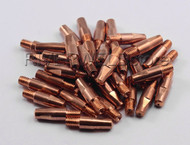 50 pcs 0.8mm Contact Tip for MB24 MIG/MAG Welding Torch