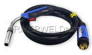 36KD MB36 MIG/MAG Welding Torch welding wires 1.0-1.6mm 3 meter Euro connector