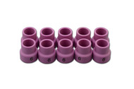 53N27 #6 TIG Alumina Nozzles Ceramic Cups Fit WP-24 TIG Welding Torch 10PK