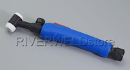 WP-17FV Flexible Valve TIG Welding Torch Head Body Euro-Style Air Cooled 150Amp