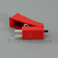 Original Trafimet BX0020 Trigger / Switch For ERGOCUT Plasma Cutting Torch