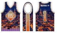 BTV Paris Skyline Basketball Jersey