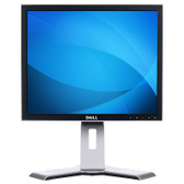 "Lot 5 Dell 1908FP 19"" LCD Flat Panel Monitor"