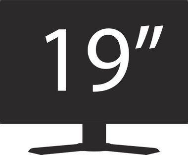 "Lot 10 Generic 19"" LCD Monitors NO STAND-Grade A"