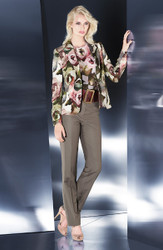Escada Jacket with Optional Top and Pant