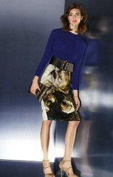 Escada Top with Optional Skirt and Belt
