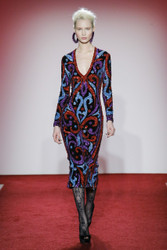 Naeem Khan Ready To Wear Fall 2017 Look 14