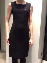 Georges Rech Stretch Line Detail Dress