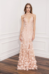 Marchesa Notte Spring 2018 Ready To Wear Look 10