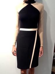 Blumarine Two Color Skirt