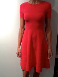 Blumarine Aline Knit Dress