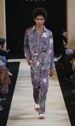 Leonard Paris Spring Summer 2018 Ready To Wear Look 13