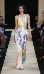 Leonard Paris Spring Summer 2018 Ready To Wear Look 12