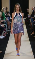 Leonard Paris Spring Summer 2018 Ready To Wear Look 10