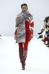 Leonard Paris Fall / Winter 2018 Ready To Wear Look 7