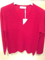 Paul & Joe 3/4 V-Neck Sweater